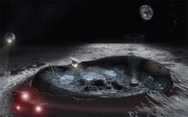Teorie sau mister? Au reușit naziștii să construiască o bază lunară?