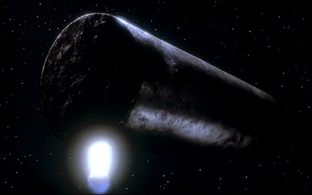 Meteorit... sau navă extraterestră?