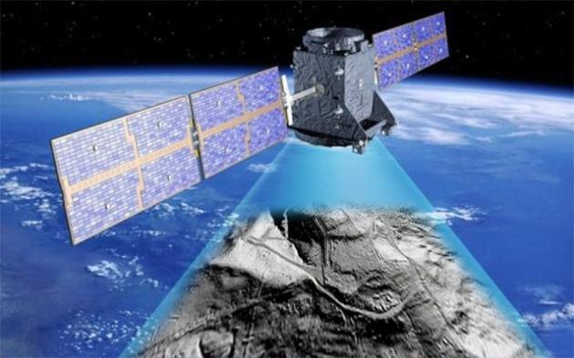 """Un satelit rusesc găsește """"întâmplător"""" orașul subteran al dacilor"""