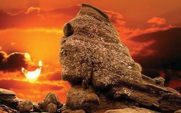 Sfinxul din Bucegi