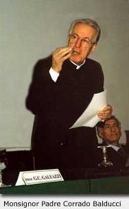 Monsignorul Corrado Balducci