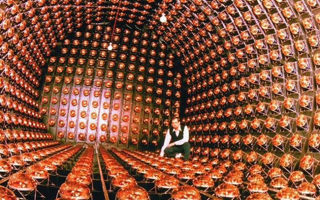 "Instalatie de ""captare"" a energiei Neutrino"