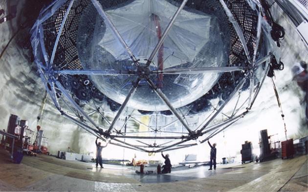 Incercarea de a capta energia Neutrino