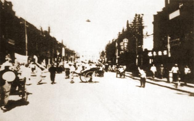 Una din cele mai vechi imagini surprinsă de o cameră foto