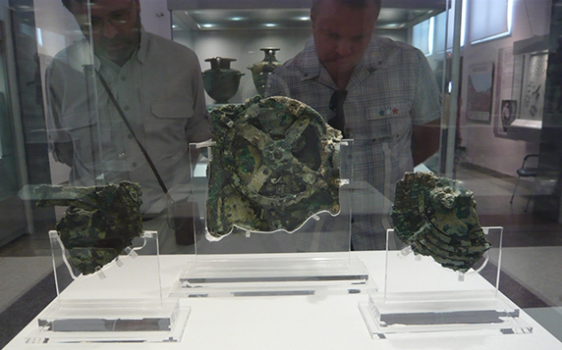 1. Antikythera mechanism