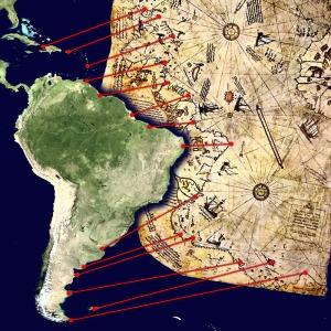 3.Piri Reis map
