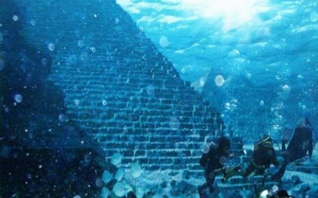 2. Piramida yonaguni