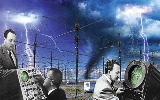 HAARP on Line