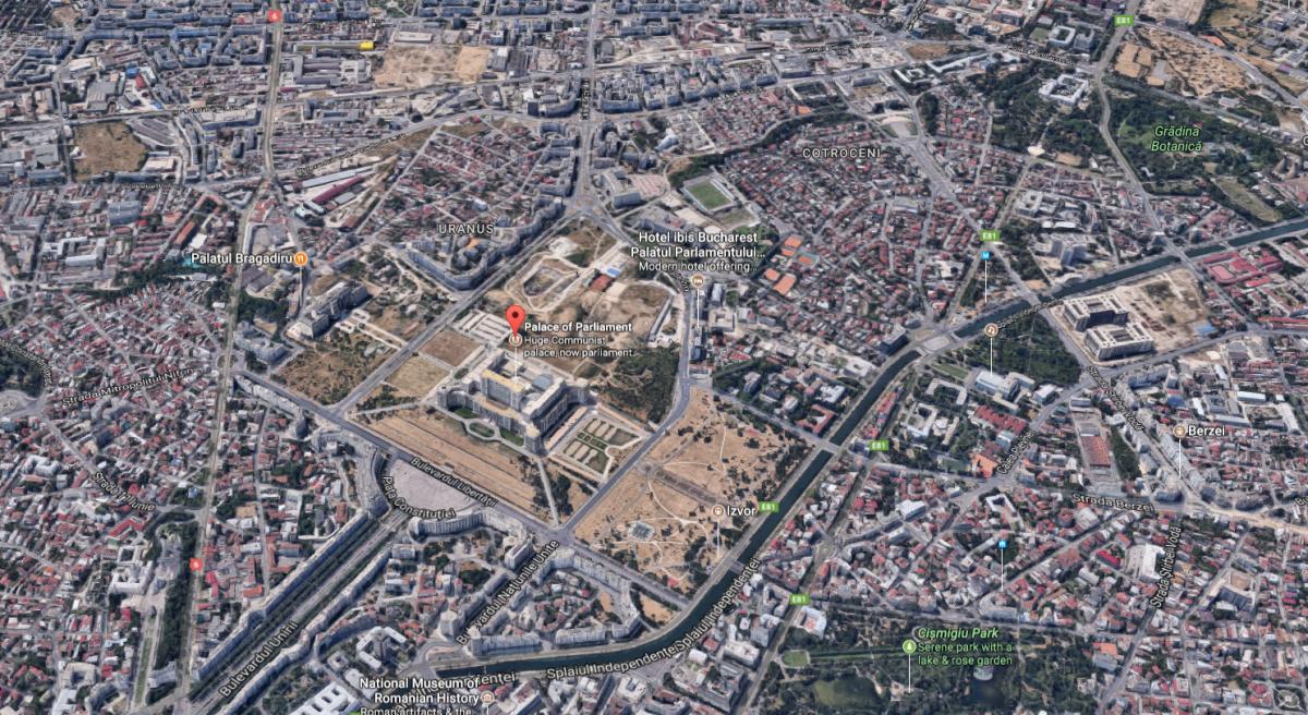 Misterele Bucureștiul: Orașul subteran