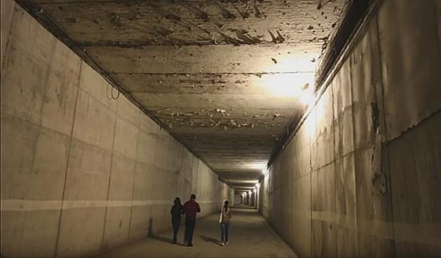 Buc 03 - tunel spre buncar