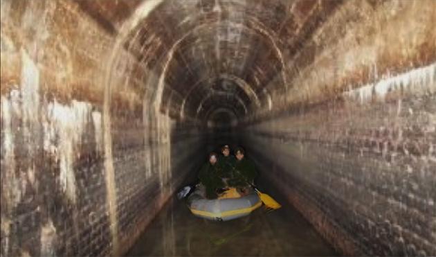 Buc 12 - Tunel secret